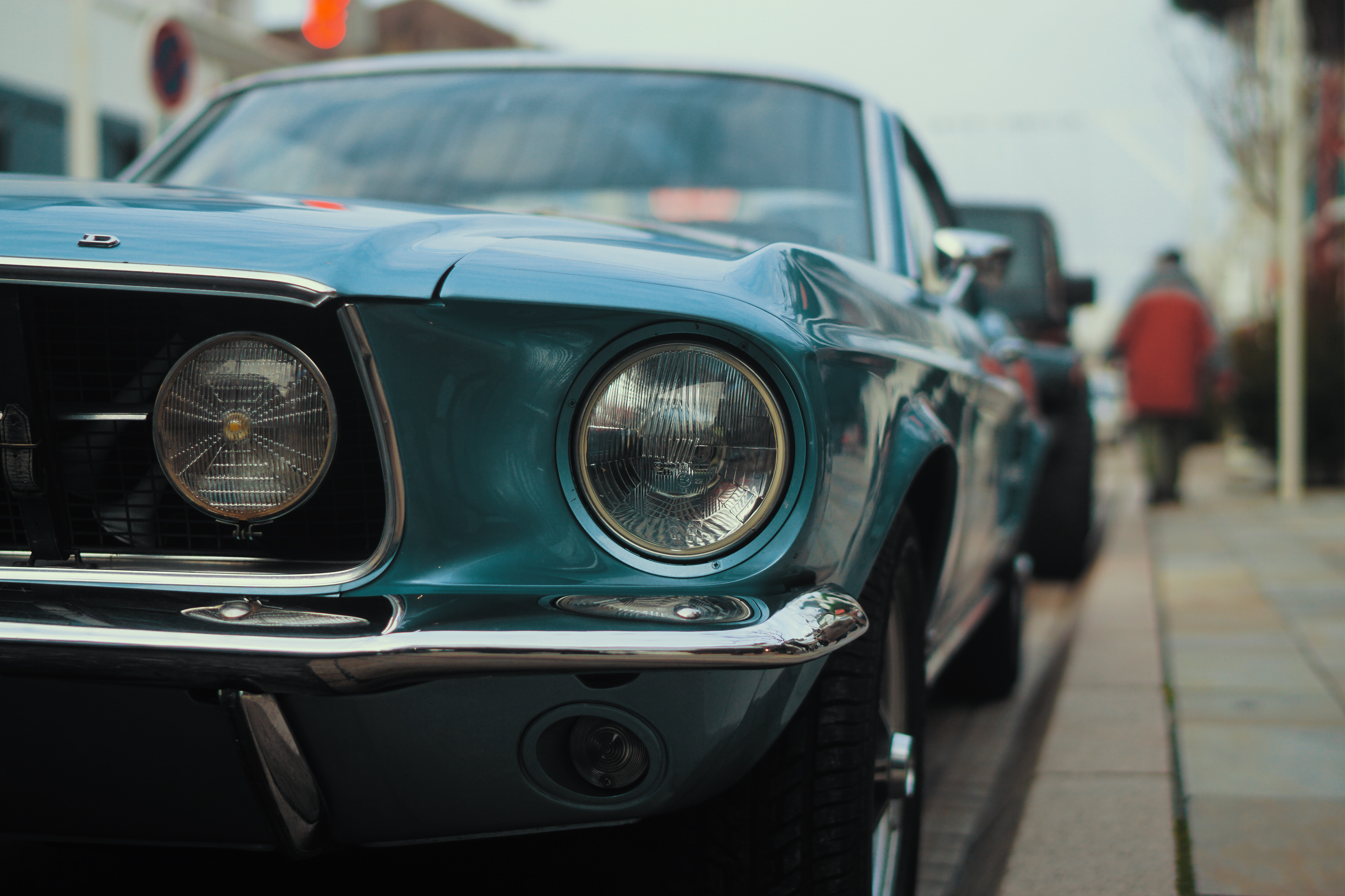 Cheap Old Muscle Cars >> Siemens Proves That Classic Cars Have A Place In The